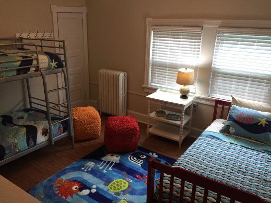 2nd Floor Kids Room