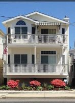 3br/2ba 2nd Floor Beach House at 3319 West Ave - 2 Blocks from the Beach!
