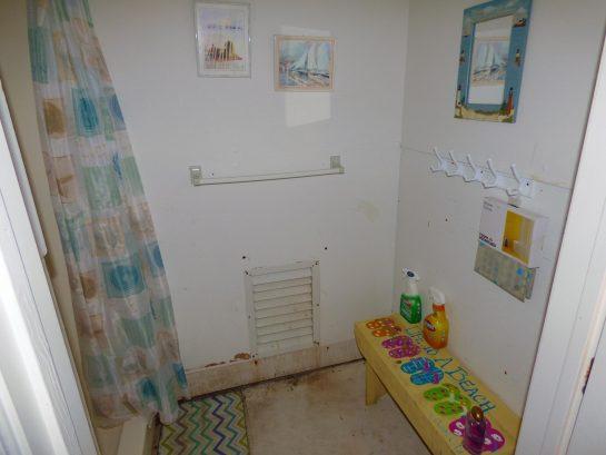 Cabana Shower