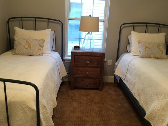 Twin Room - Bedroom 1
