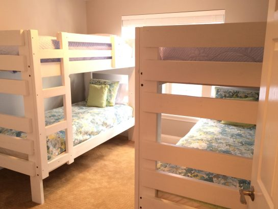 The Bunk Bed Room - Sleeps 5!  (one bed has a trundle) - Bedroom 2