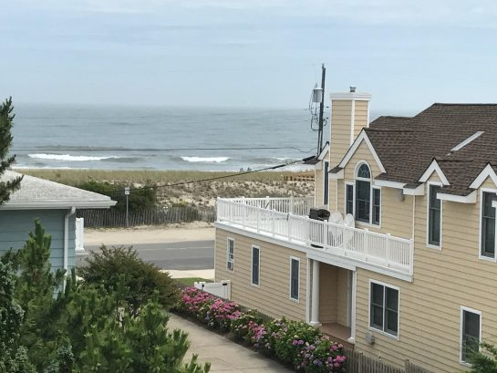 2nd Floor Ocean Views From both rear decks and inside the house!!!