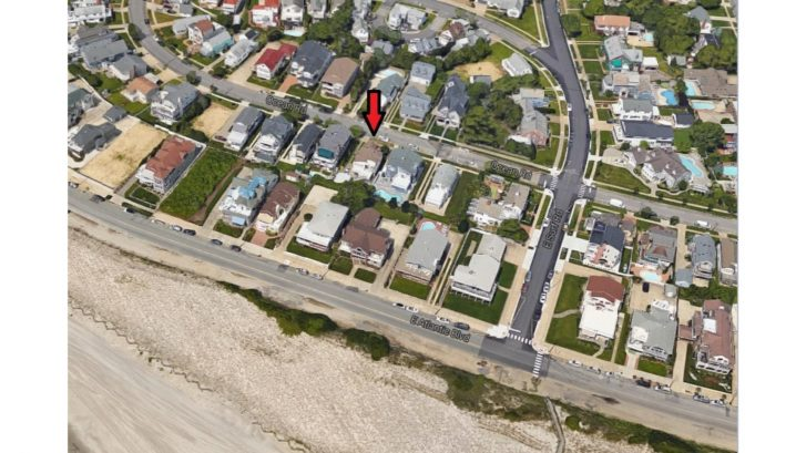 One House from Surf Road Beach - The beach is guarded!