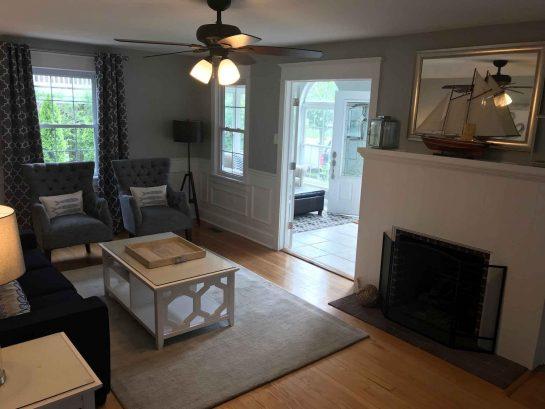 1st Floor living room or 6th Bedroom