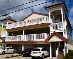 Meticulous Condo Just Steps to the Beach, Boards and Convention Center with Parking for 3 Cars