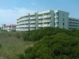 Luxury 2 Bedroom Condo in Beachfront Property in Brigantine NJ