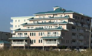 5 Bedroom with Den Penthouse Condo with Ocean Front View