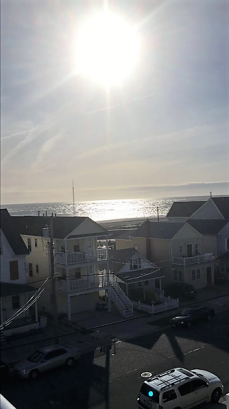 Sunday morning sunrise - Roof top