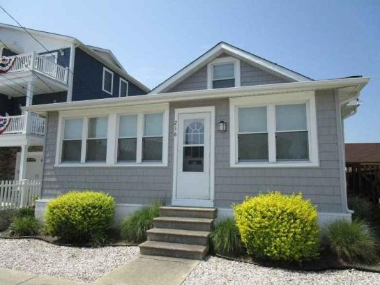 3 Bedroom Beach Cottage, North Wildwood