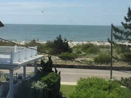 Newly Renovated Beach Block w/ Ocean View!