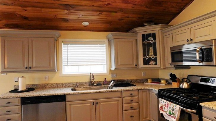 All new kitchen cabinets, appliances, granite counter