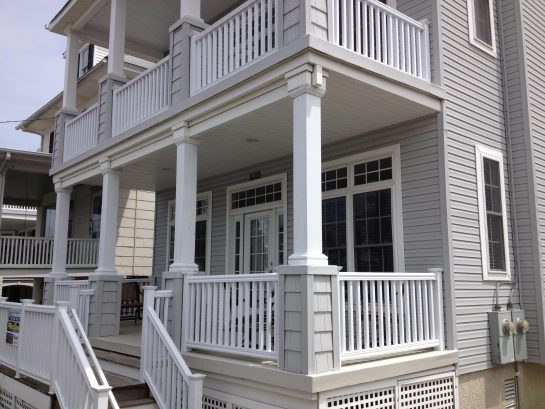 Beach & Boardwalk just Steps Away - Book 2018 Now