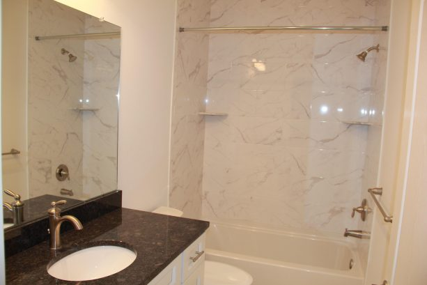 1 of 2 Hall Bathrooms
