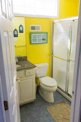 3rd floor bathroom