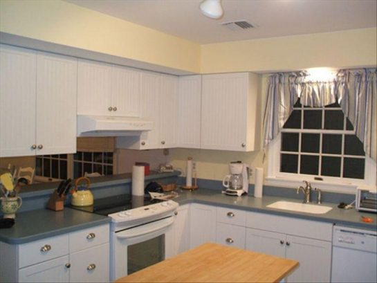 Kitchen, renovated in 2007