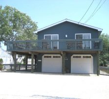 Meticulous, Single Family, Raised Ranch Beach Home - Just One Block to Beach