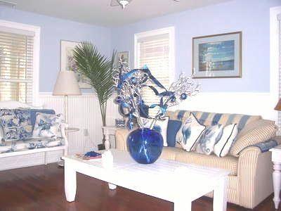 Designer decorated... Living Room