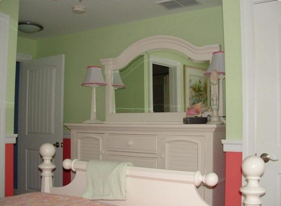 Master bedroom...relax in luxury with private bath
