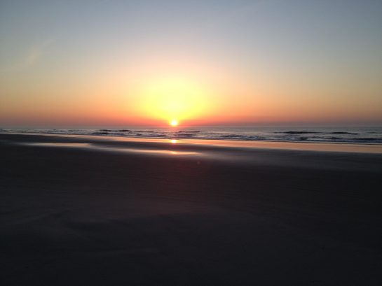 Sunrise - 23rd Ave Beach