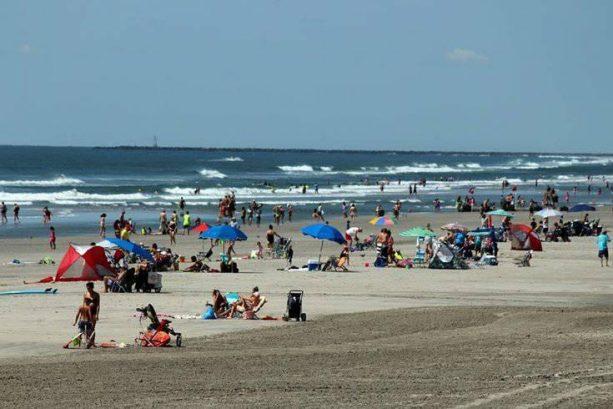 Wildwood Crest award winning beaches