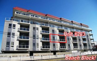 BEACH BLOCK - Vista Mar - 1,325/SF 3BED 2BATH - Pool - Wildwood Crest