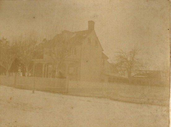 The Original House circa 1832