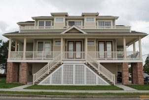 6 Bedroom Ocean City Beach House perfect for Multiple/Extended Familes