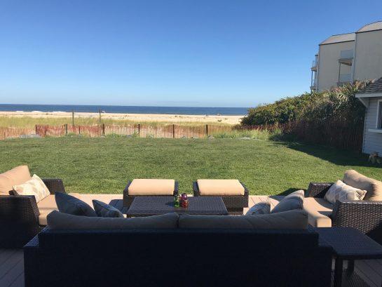 Backyard Ocean View