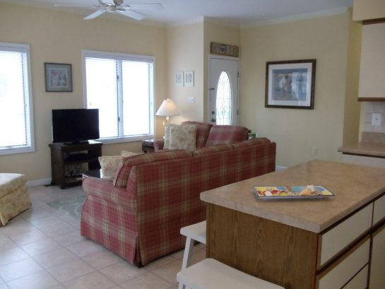 Ceiling fans are located in living room, dining area, and 3 bedrooms