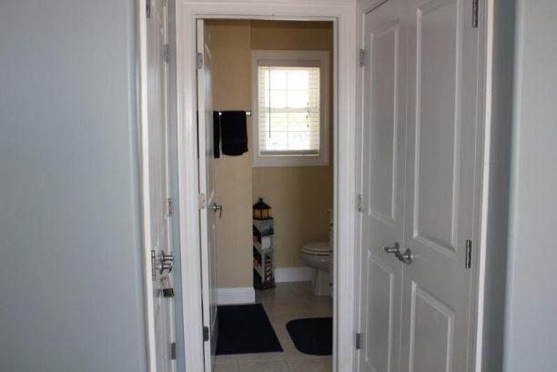 Master Bathroom & Bedroom Closet
