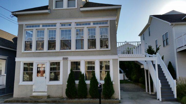 Superb Wildwood Rental 1/2 Block from Boardwalk!