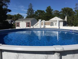 St. Johns - Cape May/Bay House - Dog Friendly - Fenced yard with Pool