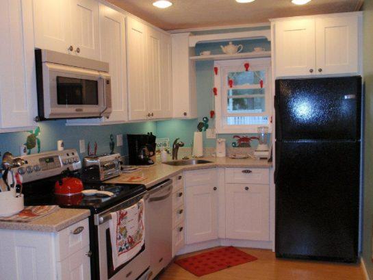 Kitchen with Hi-end appliances