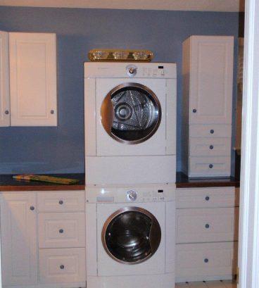 Stack-able Hi-end washer/Dryer