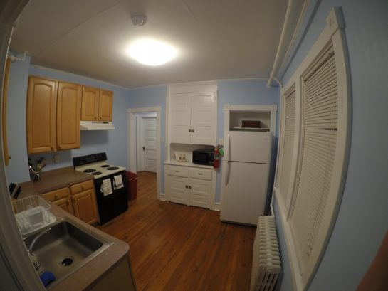 2nd floor unit kitchen