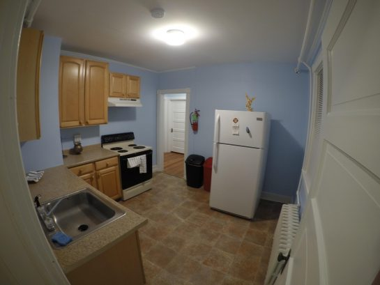 1st floor unit kitchen