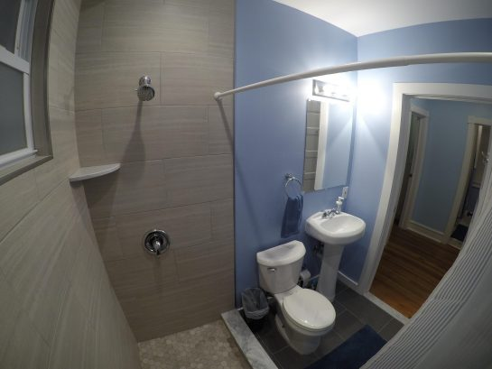 1st floor unit bathroom 1