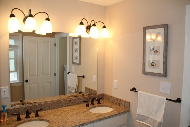 Master Bathroom - Double Vanity