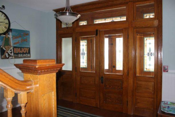 Grand Foyer Entrance
