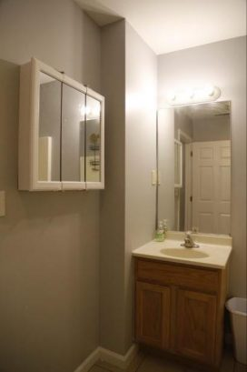 201 - Unit C: Bathroom