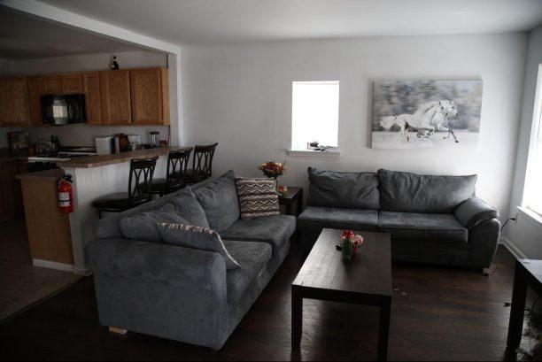 205-Unit A: Living Room