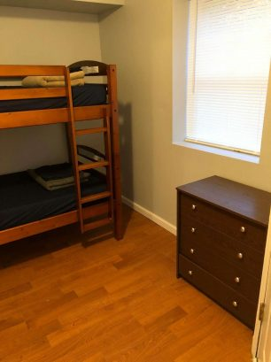 201 - Unit C: Bedroom 3