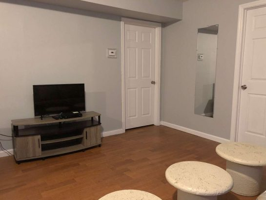 201 - Unit C: Living Room