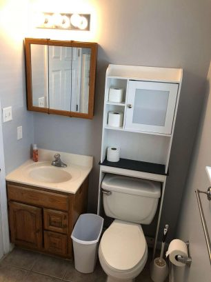 205 - Unit A: Bathroom