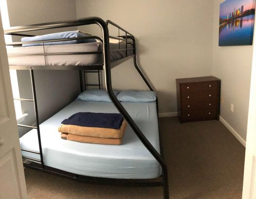 205 - Unit A: Bedroom 1