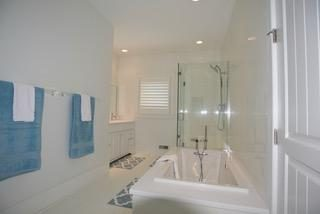 Master Bath WITH SOAKING TUB AND STANDUP SHOWER