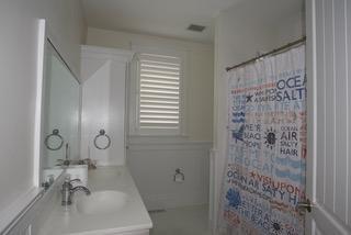 FIRST FLOOR BATHROOM WITH RAIN SHOWER HEAD