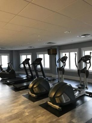 Another View of the Exercise Room