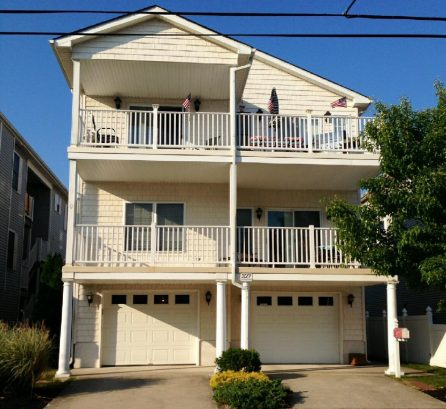 Wildwood Beach Block Condo