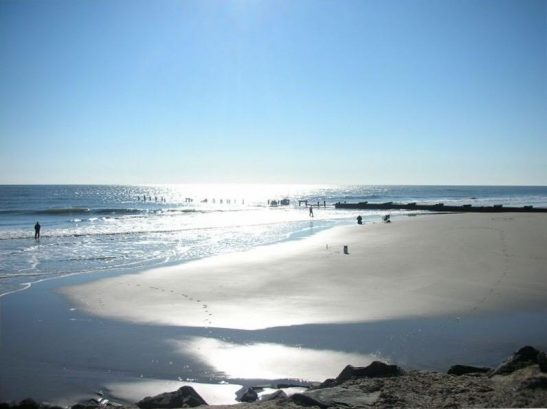 22nd ave Beach